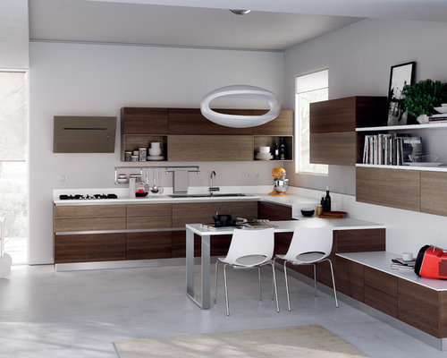 Evolution Kitchen   Scavolini