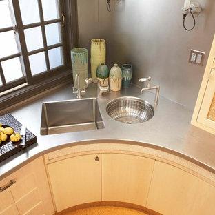 Evolved Eastern Influenced Craftsman Kitchen