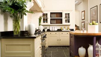 Ex Display Kitchen, CHALON Free Standing Kitchen, WOLF & SUBZERO