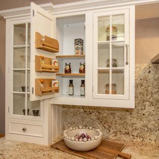 Ex Display Kitchen, Harvey Jones Original In Frame Run, Dresser & Butchers Block