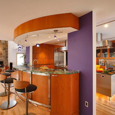 Modern Kitchen by Alex Esposito AIA, Architects