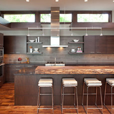 Contemporary Kitchen by Eskuche Design