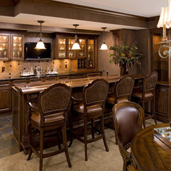 traditional kitchen by Modern Design LLC