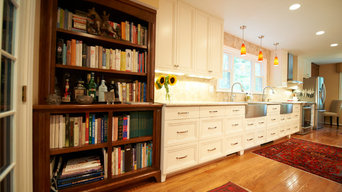 Exceptional  Entertaining kitchen/ Living area