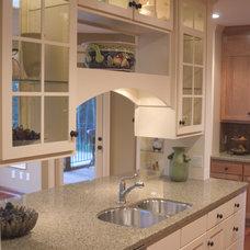 Craftsman Kitchen by Architectural Designs