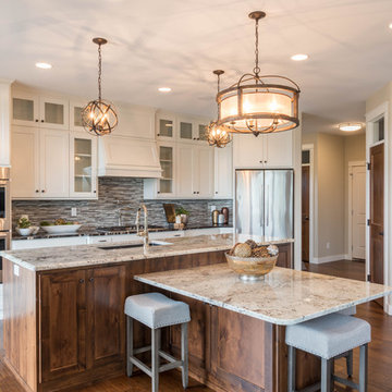 Exclusive House Plan 73348HS comes to life in North Dakota