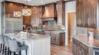 Executive Lake Home  Kitchen/Master Bath Remodel