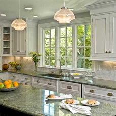 Traditional Kitchen by A Design Alliance , Inc.