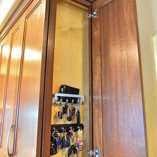 Sapele Kitchen Cabinet   Houzz