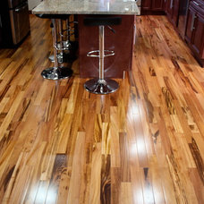 Modern Kitchen by Unique Wood Floors