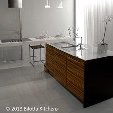Contemporary Kitchen by Bilotta Kitchens
