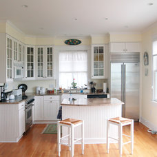 Traditional Kitchen by George Penniman Architects, LLC