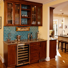 Eclectic Kitchen by Harry Braswell Inc.