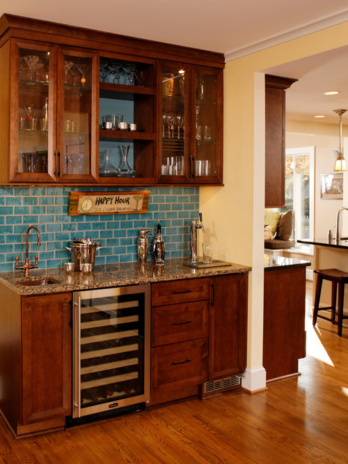 Kegerator home design ideas pictures remodel and decor for Home bar with kegerator space