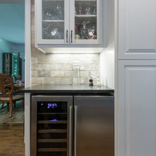 Expanded Family Kitchen