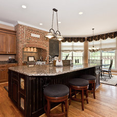 Traditional Kitchen by Fairhaven Homes