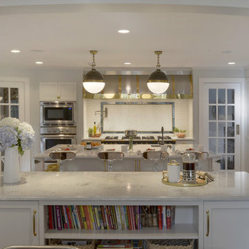 Expansive Traditional in Scarsdale
