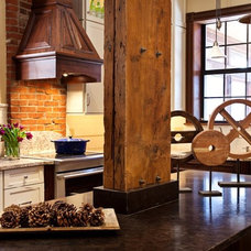 Eclectic Kitchen by Karr Bick Kitchen and Bath
