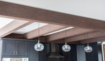 Exposed Doug Fir Beams