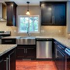 Kitchen Tile Backsplash Ideas Traditional Kitchen Seattle By Wyland Interior Design Center
