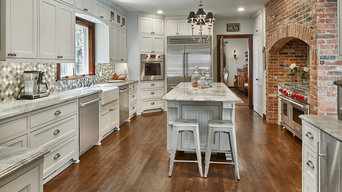 Exquisite blend of transition and traditional