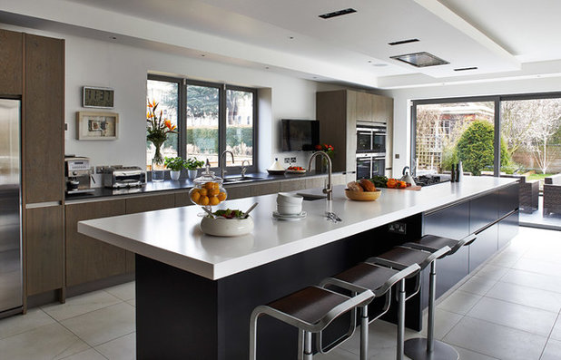 Contemporary Kitchen by Adaptations