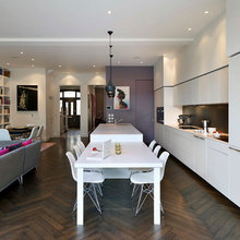 open plan edwardian