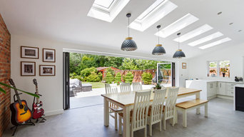 Extension & Renovation - Transforming a Dated Detached into a Stylish & Unique F