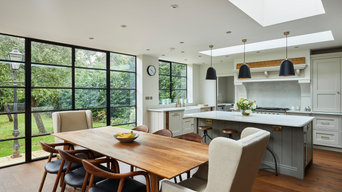 Extension, loft and full renovation of the five-bedroom property