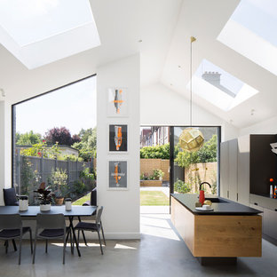 Extension of North London home
