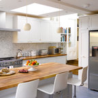 Timeless Transition Traditional Kitchen New York