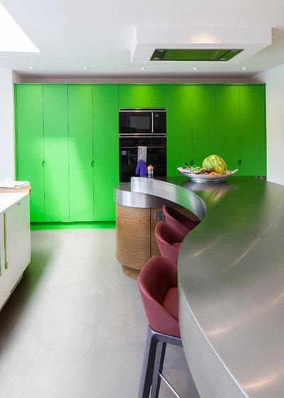 Современный Кухня by Thompson Bradford Architects Ltd