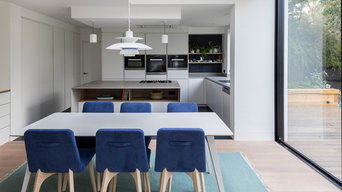 Extension with Interior Design & Joinery