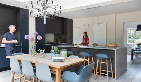 Room Tour: A Bitty Ground Floor Becomes a Flexible Family Space