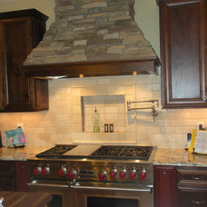 Traditional Kitchen by Tillman Companies LLC
