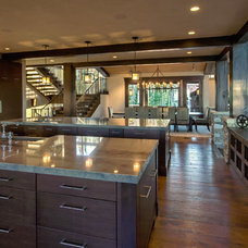 Contemporary Kitchen by Otto/Walker Architects