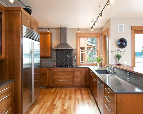 Beech Cabinets Home Design Ideas Pictures Remodel And Decor