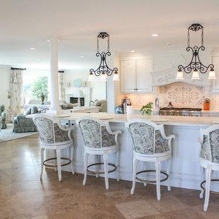 Cucina ad ambiente unico shabby-chic style - Foto e Idee per ...