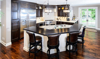 Eye-Catching Kitchen