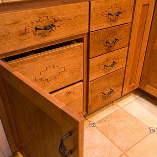 Fabu-wall-ous Rustic Kitchen