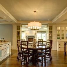 Craftsman Kitchen by Rockwood Custom Homes