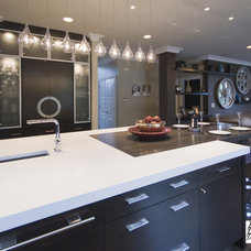 Contemporary Kitchen by Project Partners Design