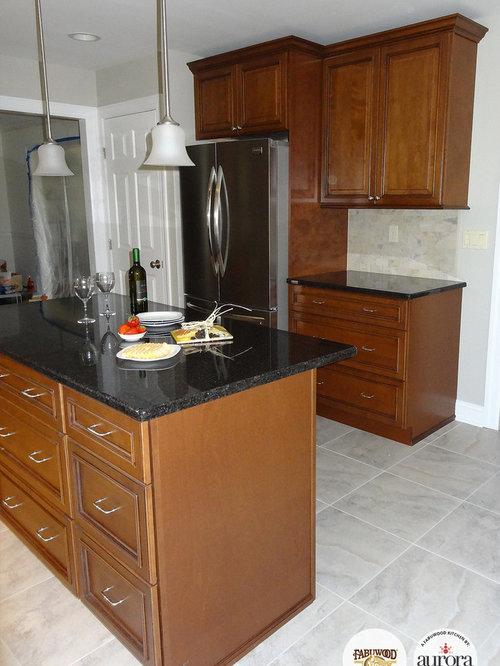 Fabuwood Kitchens Built by Aurora Kitchens & Interiors