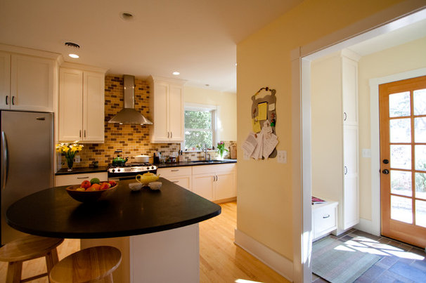 Traditional Kitchen by Meadowlark Builders