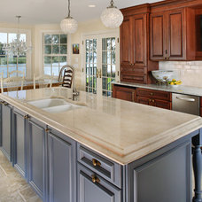 Traditional Kitchen by Sport Nobles Construction, Inc.
