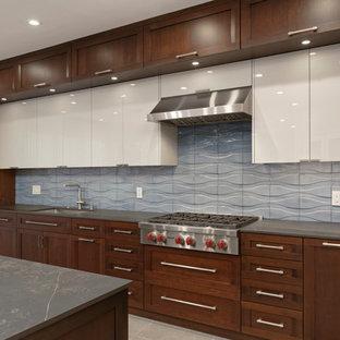 Fairfax Modern Kitchen Remodel