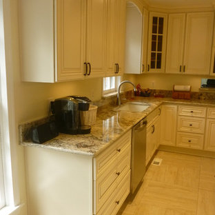 Fairfax VA Traditional Kitchen Remodeling