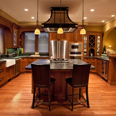 Traditional Kitchen by Sheri P. Interior Design