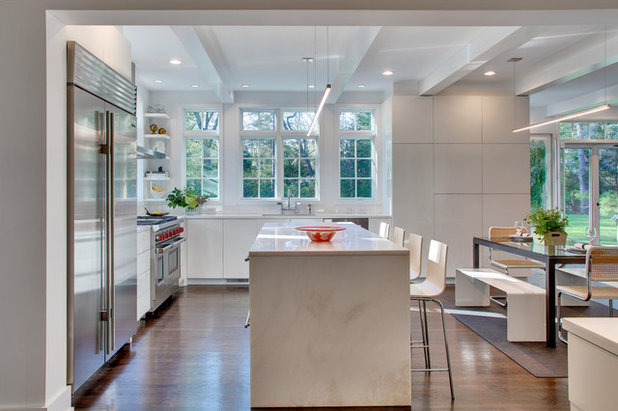Contemporary Kitchen by Sellars Lathrop Architects, llc