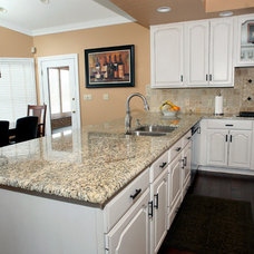 Traditional Kitchen by Chippewa Stone